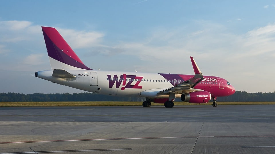 wizz air avion