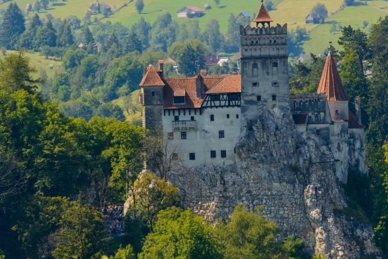 castelul bran top obiective turistice mondiale