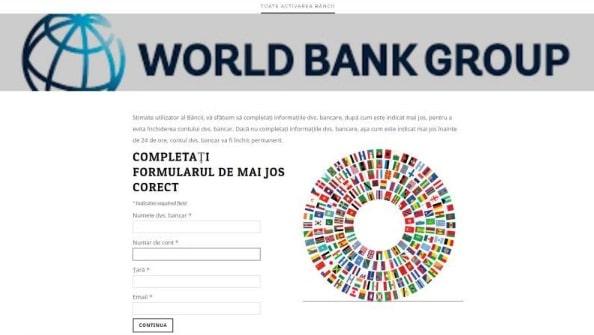 campanie inselatoare banca mondiala